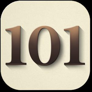 101 Okey HD ikon