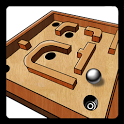 aTilt 3D Labyrinth Free ikon