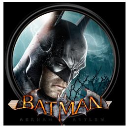 Batman: Arkham Asylum ikon