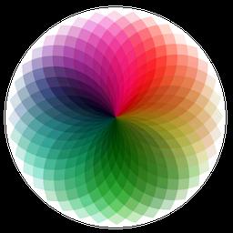 Brush Strokes Image Editor ikon