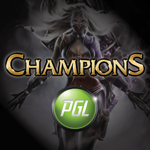 Champions of League of Legends ikon