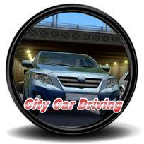 City Car Driving ikon