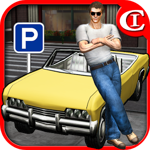 Crazy Parking Car King 3D ikon