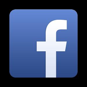 Facebook Mobil ikon