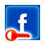 Facebook Password Decryptor ikon