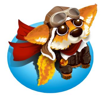 Firefox Test Pilot ikon