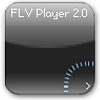 FLV Player ikon