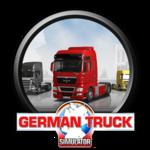German Truck Simulator ikon