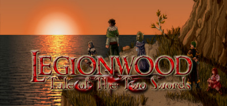 Legionwood Tale of the Two Swords