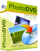 PhotoDVD ikon