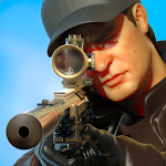 Sniper 3D Assassin ikon