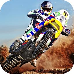 Super Motocross ikon