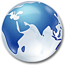 TheWorld Browser ikon
