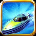 Turbo River Racing Free ikon
