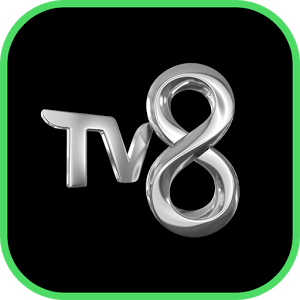 TV8 Yan Ekran ikon