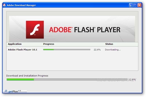 Adobe Flash Player 3