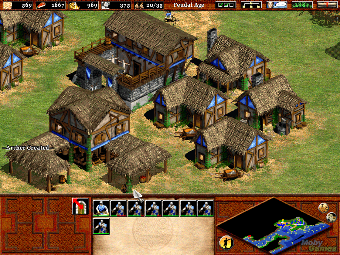 Age of empires 2 matchmaking