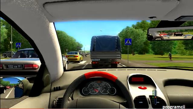 Araba Simülasyon Oyunu 1