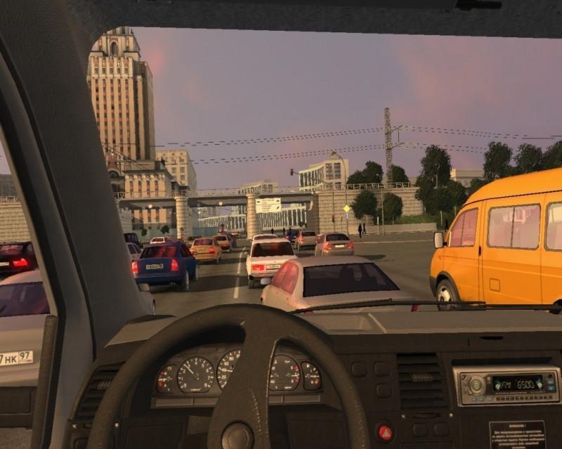 Araba Simülasyon Oyunu