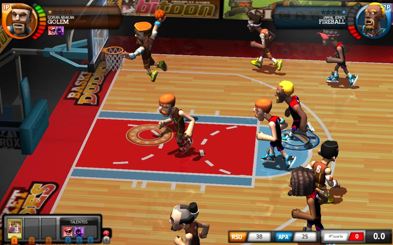 BasketDudes 2