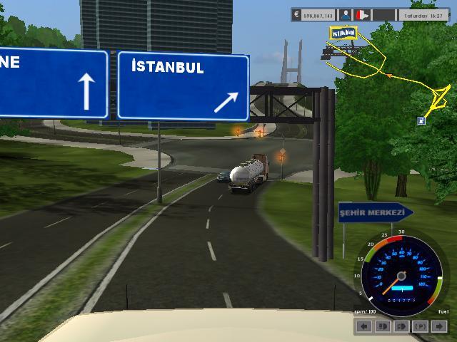 Euro Truck Simulator Türkçe Yama 2
