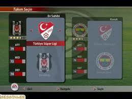 FIFA 2005 Türkiye Ligi