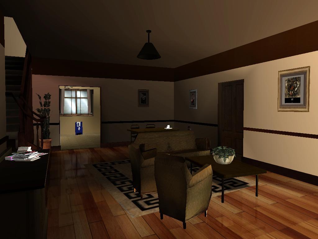 GTA: San Andreas Addon - CJ's New House