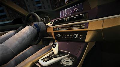 Lfs BMW M5 Araba Yaması