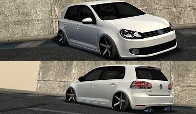 Lfs Golf Tsi 1.4 Araba Yaması