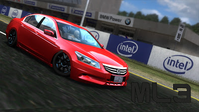 Lfs Honda Accord Araba Yaması + Skins