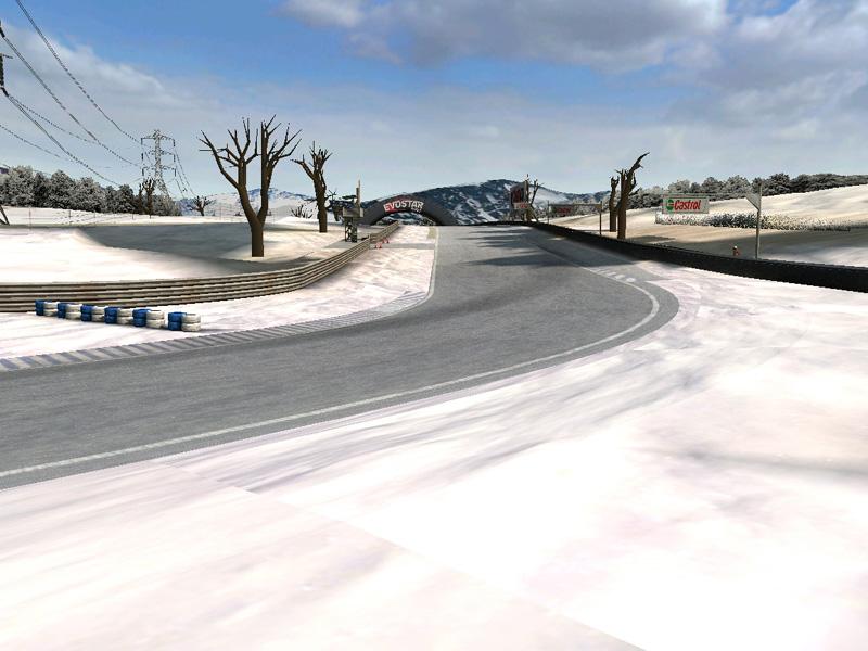 LFS Snow Mod Kış Modu Yaması 2