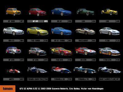 Live For Speed S2 Kilit Açma Hilesi