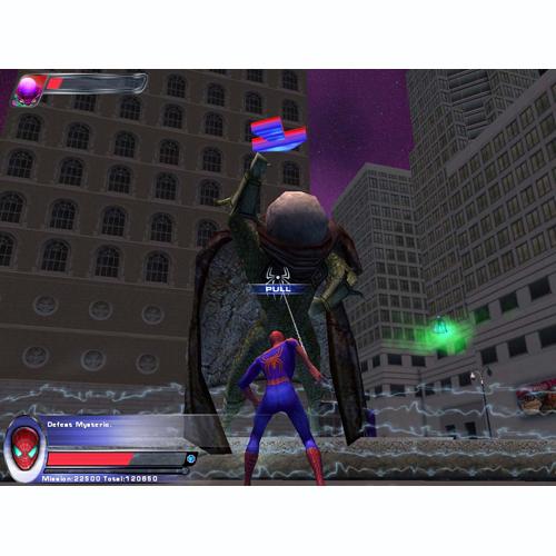 Örümcek Adam Oyunu 2