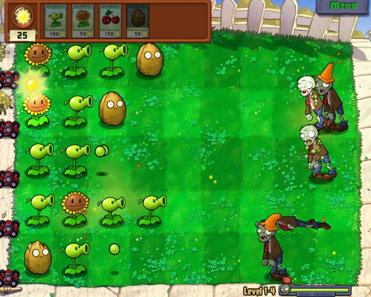 Plants vs Zombies +4 Trainer 2