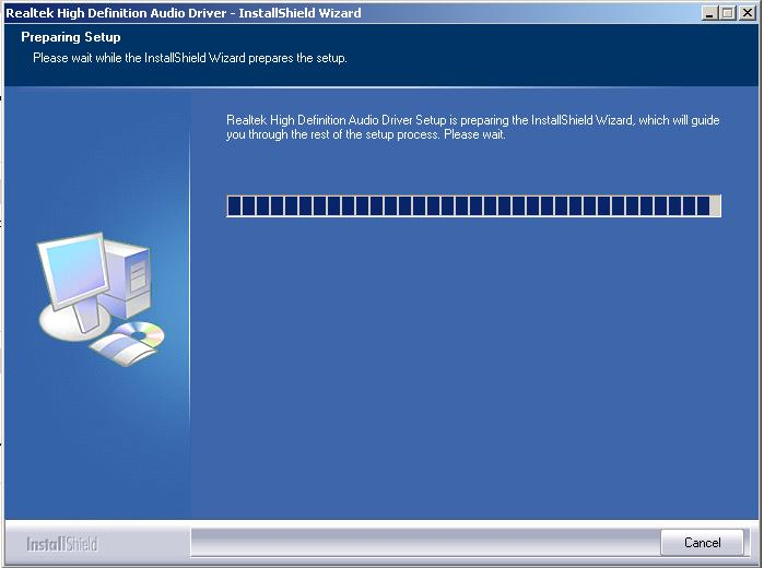 Realtek HD Audio Driver XP 2