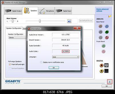 Realtek HD Audio Driver XP