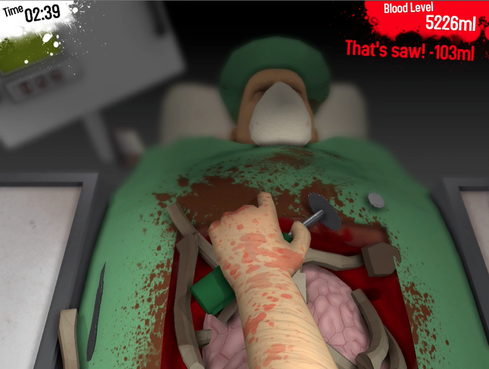 Surgeon Simulator 2013 4
