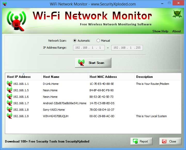 Crack Network Magic 4.6