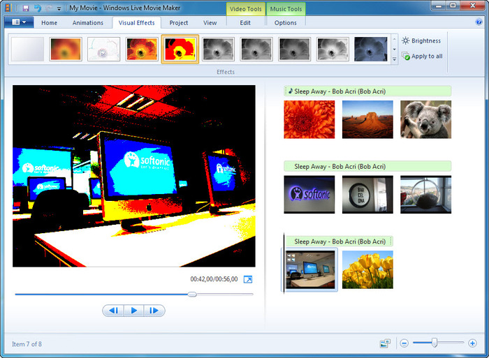 Windows Live Movie Maker 2